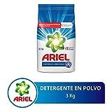 Ariel Detergente en polvo con perlas limpiadoras 3 kg