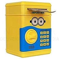 Kanchan Enterprises Plastic ATM Toys Gift for Kids (Multicolour)