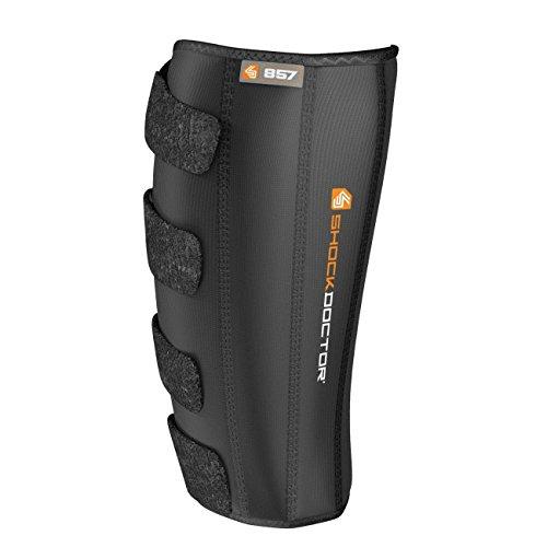 (Shock Doctor Calf Shin Wrap Compression Brace Shin Splint With Adjustable)