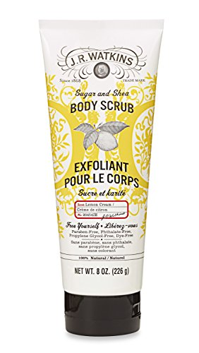 Cream Body Scrub