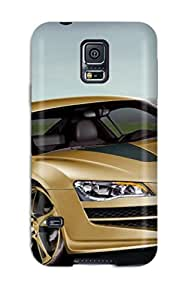 First-class Case Cover For Galaxy S5 Dual Protection Cover Vehicles Car