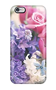 Juliam Beisel Iphone 6 Plus Well-designed Hard Case Cover Flowers Decoration Protector