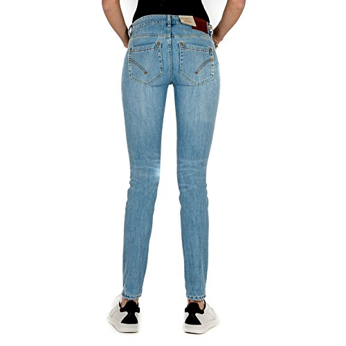 Denim Made In P692 Italy Donna 800 Blue Fit Skinny Pantalone Monroe Jeans Dondup 0wtSYqx1t