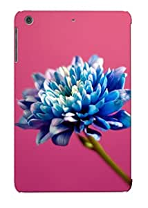 Ipad Mini/mini 2 Case, Premium Protective Case With Awesome Look - Blue In Pink wangjiang maoyi