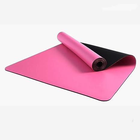 Amazon.com: UKIYES Yoga mat,Pilates mat lengthening Widened ...