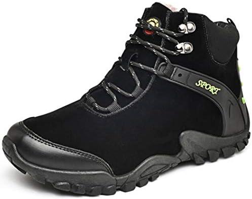 ワークブーツ ショートブーツ メンズ レースアップ ラウンドトゥ 防水性 滑り止め アウトドア トレッキング 大きいサイズ スニーカー カジュアルシューズ 蒸れない 耐磨耗 衝撃吸収 クライミングシューズ 登山靴