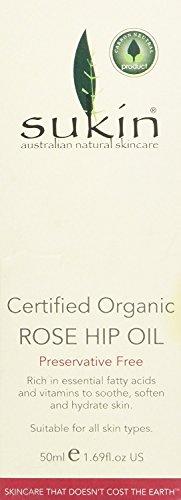 Cheap Sukin Certified Organic Rosehip Rose hip Oil 1.69oz – 50ml (6 Pack)