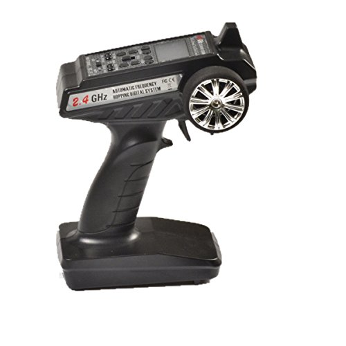 HSP 2.4GHz 3-Channel 3CH Redcat Racing Radio Remote Control RC Car/Boat LCD Transmitter(4WS)+ Receiver T-3920C Sold ZeroHobby