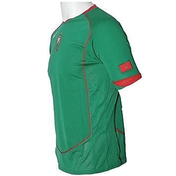 Maillot MAROC Nike - Camiseta de fútbol para niño, color verde, verde: Amazon.es: Deportes y aire libre