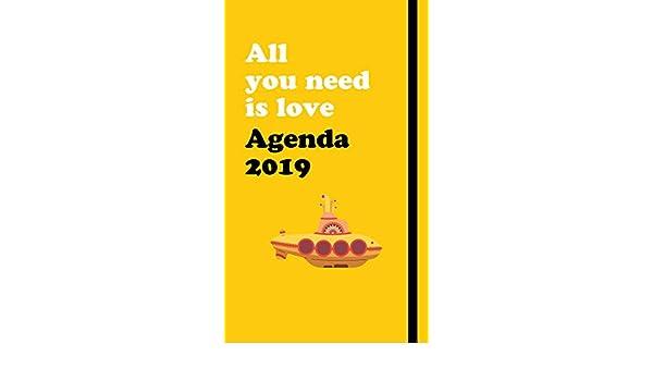 Agenda anual Beatles 2019: Jordi Sierra i Fabra ...