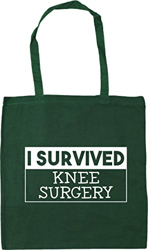 Tote surgery HippoWarehouse 10 survived litres Bottle knee x38cm Gym Green Beach Bag 42cm Shopping I TwTUSqH