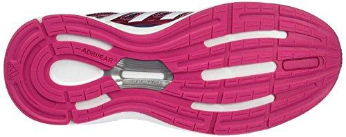 adidas Supernova Glide 8 K, Zapatillas de Running Unisex Bebé, Multicolor, 38,5 EU Rosa / Blanco / Azul (Eqtros / Ftwbla / Azumin)