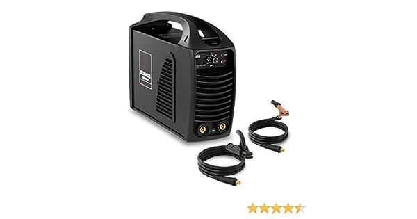 IGBT - Equipo de soldar por electrodo - 250 A / 230 V - Envío Gratuito: Amazon.es: Hogar