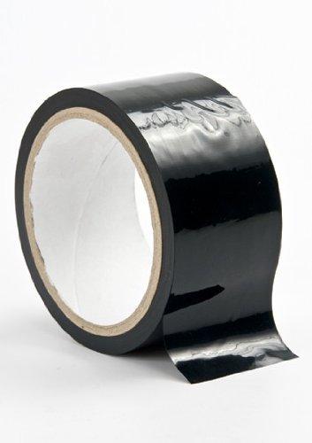 Ouch! - Bondage Tape - schwarz -  20 m lang - 5 cm breit (1 x 1 Stück)