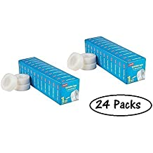 Staples Invisible Tape 12 Pack (Each 36 yards) (24 Pack)