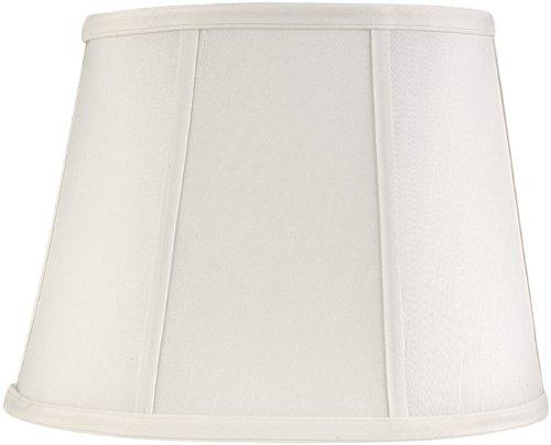 Springcrest Cream Oval Lamp Shade 6.5x8x9