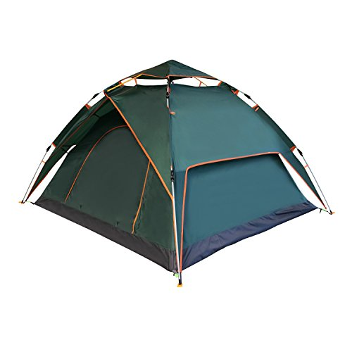 Vihir Double Layer 2-3 Person Dome Tent for Camping Hiking