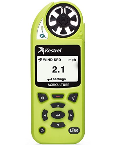 Kestrel 5500AG Agriculture Weather Meter with Link and Vane Mount