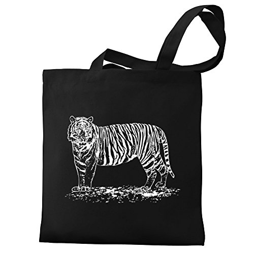 Bolsas Lona De Eddany Tigre Boceto qIP4nwOEA
