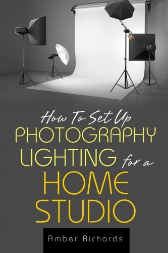 Product Description for Book How to Set Up Photography Lighting for a Home Studio This book descriptively details subjects related to a basic photo studio setup in the comfort of your home. It is geared for beginner users wanting to learn more. It co...