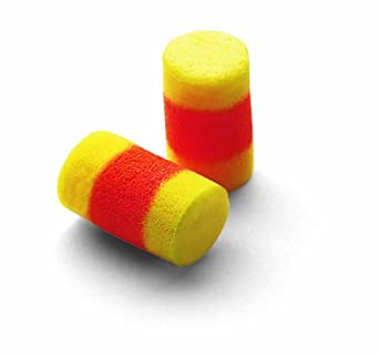 3M E-A-R Classic SuperFit 30 Uncorded Earplugs 312-4201, in Poly Bag