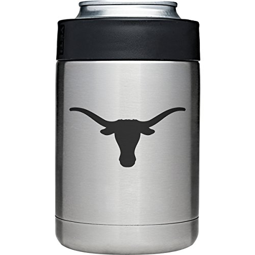 (YETI Officially Licensed Collegiate Series Rambler Colster, University of Texas )