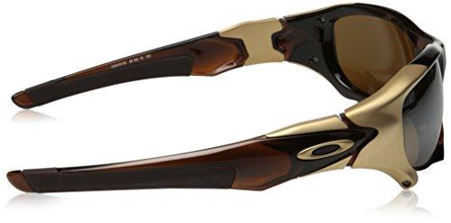 Oakley Pit Boss II OO9137 Polarized Iridium Round Sunglasses - Buy ... c6b224b517