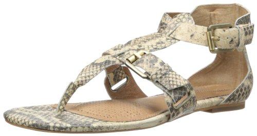 Corso Como Sangria Mujer Dress Sandal Neutral Snake