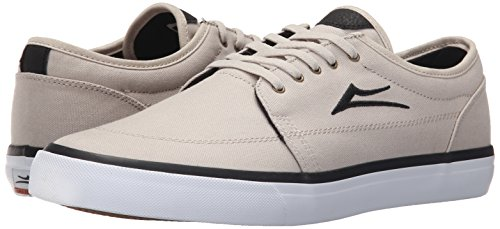 LAKAI Skateboard Shoes MADISON CREAM CANVAS