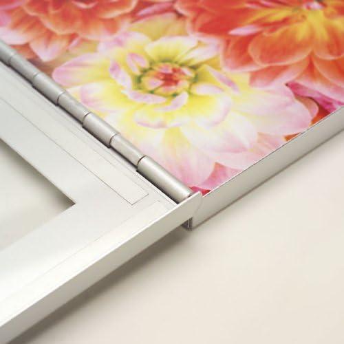 Pina Zangaro Machina Aluminum Presentation Folder 8.5 x 11 x .375 44301
