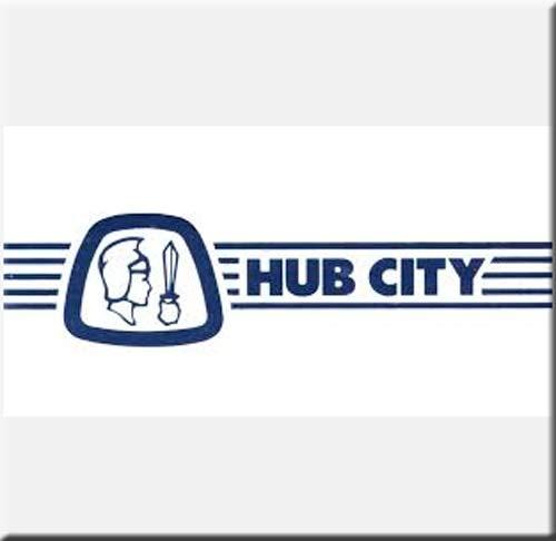 B220-1 1//2 Hub City New Ball Bearing Insert