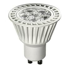 Eco Lighting NY LED MR16 120V-7 Watt Equivalent (50W) GU10 Base 40 Degree (Daylight 5000k)