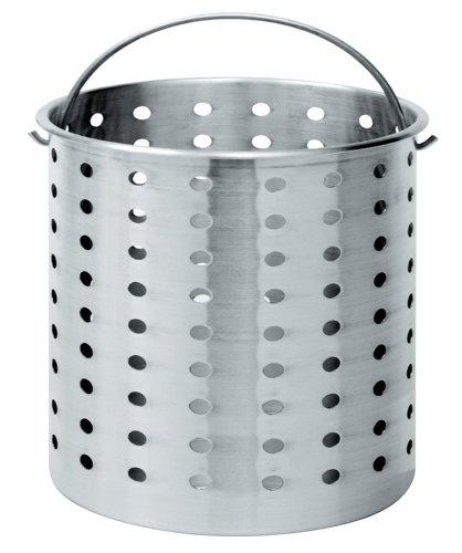 Bayou Classic B100, 100-Qt. Perforated Basket, -