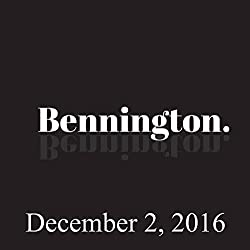Bennington, Marc Broussard, December 2, 2016