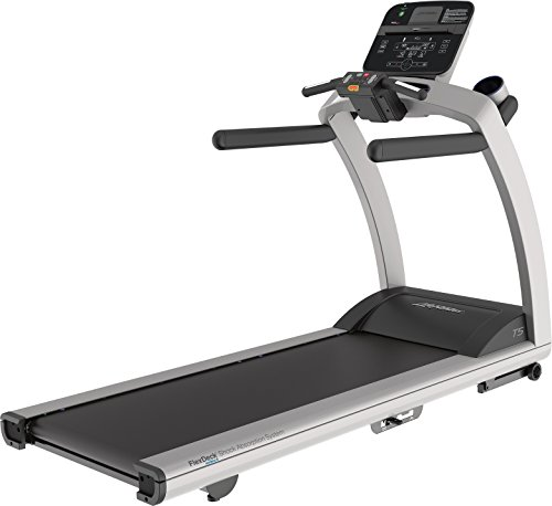 Life Fitness T5TC-XX00-0104 T5 Treadmill with Track Connect Console by Life Fitness