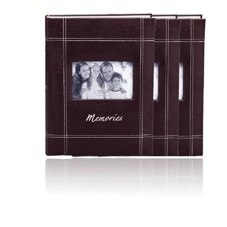 Fetco Home Décor Sawyer Album Family Multi Size Pages 4 X 6 5 X 7