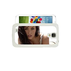 SAMSUNG GALXY S4 i9500 CASE - MEGAN FOX COVER & SCREEN by ruishername