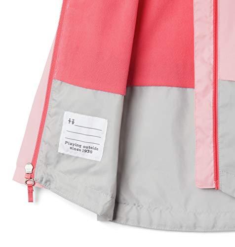Columbia Girls' Rain-Zilla Jacket