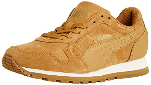 Puma ST Runner SD, Zapatilla deportiva, Unisex Adulto Marrón (Chipmunk Brown-Chipmunk Brown 05)