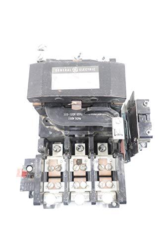 General Electric GE CR306F002ABNA Size 4 Motor Starter 115-120V-AC 100HP D645964 ()