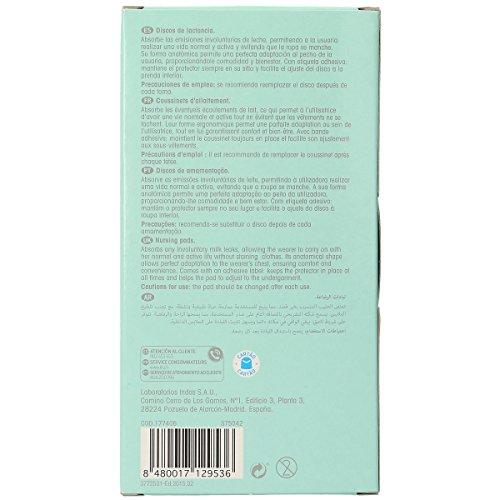 8b2194505d90 BABYSMILE discos de lactancia caja 30 uds: Amazon.es: Bebé