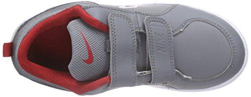 019 white Nike Pico De cool Para psv Gris Grau Grey Niñas Zapatillas Deporte 4 gym Red wgHfwqCF