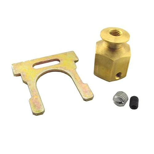 Valve Linkage - Honeywell, Inc. 4074ETB ANTI-SPIN CLIP AND BUTTON FOR Q5001 VALVE LINKAGE.