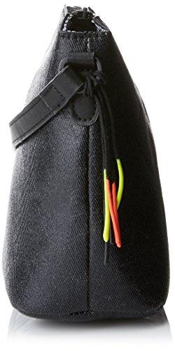 Sac À black Skunkfunk Noir 2x Cm Pour Porter X 10x18x24 L'épaule Femme L w H Sqqdawx