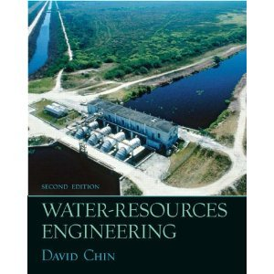 Water Resources Engineering 2nd Second edition byChin pdf