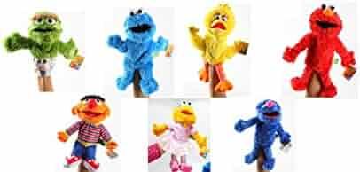 21789eaf3e1e35 Shopping Elmo - Birds - Stuffed Animals & Plush Toys - Toys & Games ...