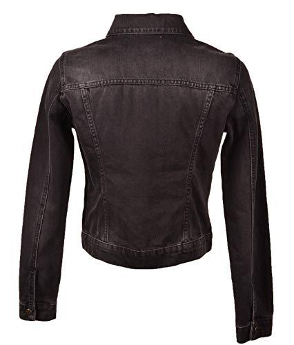 Easy Size Giubbetto Nero Kaos Twenty ci3dc001 42 Donna Cod ORZg0dx