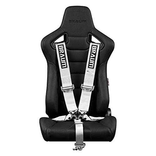 bucket seats with harness - 8