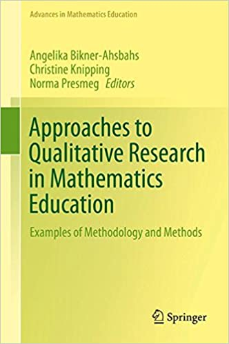 Pdf books téléchargement gratuit pour kindleApproaches to Qualitative Research in Mathematics Education: Examples of Methodology and Methods (Advances in Mathematics Education) (Littérature Française) ePub