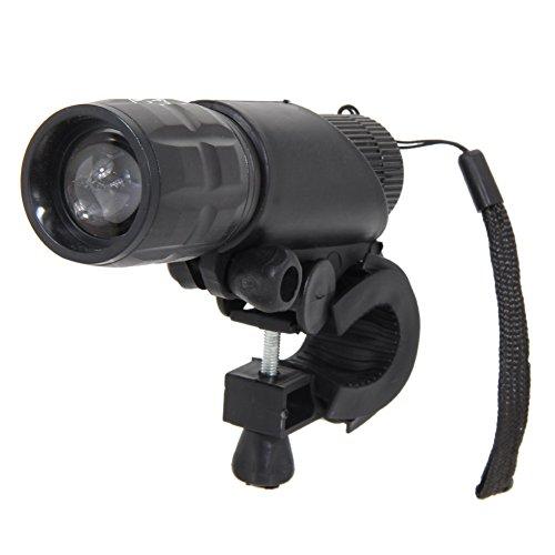 2000 Lumens Q5 Bicycle Light LED Bike Front Waterproof Lamp+ Holder - 4